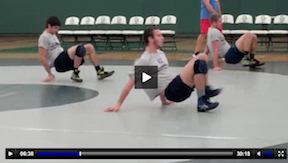 The ULTIMATE Wrestling Power Warm Up