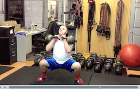 January 2012 Underground Strength Movie, Underground Workout of the Month & Exercise of The Month!