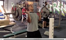 June 2012 Underground Strength Workout & Movie of The Month