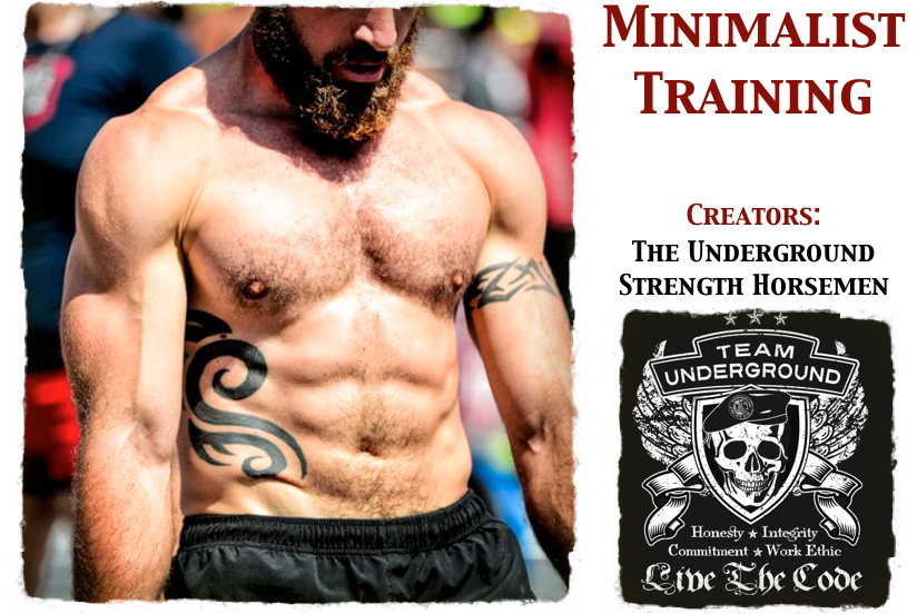 Minimalist Training Course