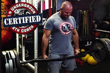 April 2013 Underground Strength Workout of The Month