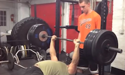Underground Strength Workout of The Month - January, 2014