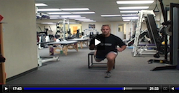 Bodyweight University Pt II: Lunges & Unilateral Leg Training BLAST