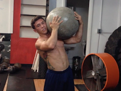 Underground Strength Workout & Movie of The Month: July 2014