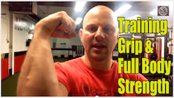 Grip Strength & Inside Zach's Training