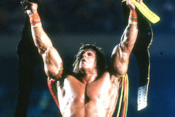Ultimate Warrior at The Underground Strength Conference