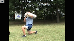Ancient Training Methods Pt. IV - Sandbag Strength & Conditioning Workouts