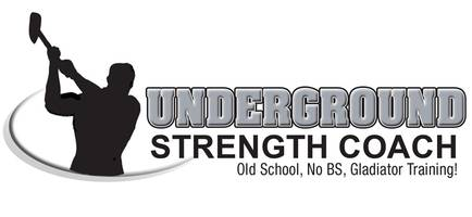Underground Strength Coach